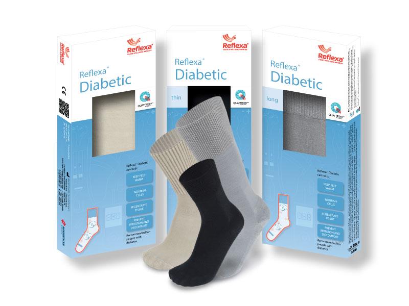 Čarape za dijabetičare - Sarajevo-Bosna i Hercegovina - Reflexa